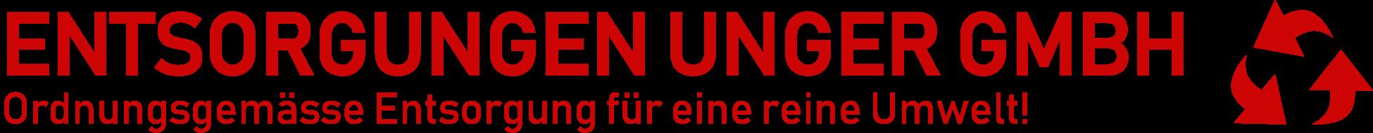 Entsorgung mit Container- und Muldendienst | Unger GmbH